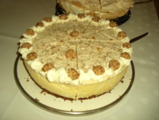 Torte Ananas Giotto Torte Mit Schuss Nr 4 Rezept