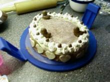 Torte : Osterei - Torte ( Nr. 2 ) - Rezept