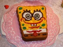 Mamorkuchen Spongebob und andere Ideen - Rezept