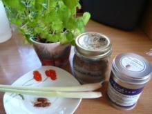 Asiatisches Curry- Salz - Rezept