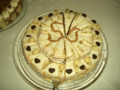 Torte Hochzeits Torte Die Erste