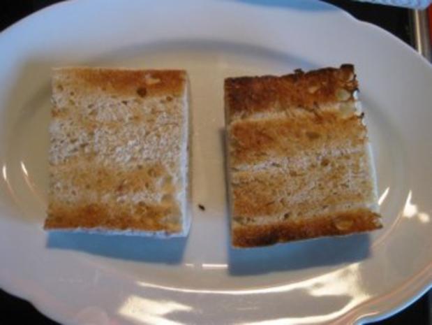 gebackener Camembert auf Baguette - Rezept - Bild Nr. 7