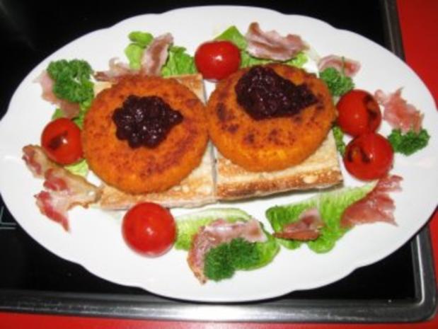 gebackener Camembert auf Baguette - Rezept - Bild Nr. 8