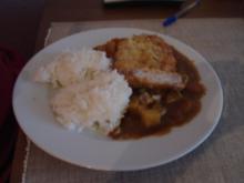 Japanisches Curry - Katsu Kare - Rezept