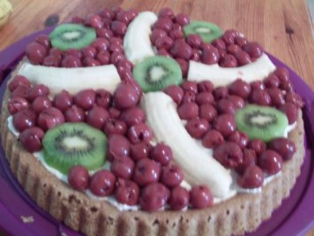 """Früchtekuchen """"allerlei"""" - Rezept - Bild Nr. 2"""