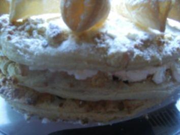 Friesentorte   köstlich - Rezept