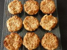 Muffins mit Möhrenpüree und Apfelmus - Rezept