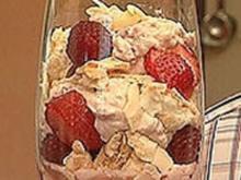 Britischer Eton Mess mit roten Beeren - Rezept