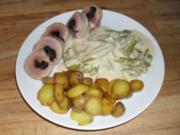 Gefülltes Schweinefilet - Rezept