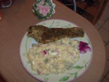 """Dorschfilet """"Hamburger Fischmarkt"""" mit Frühlingskartoffelsalat - Rezept"""