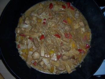 Schnelle Chinapfanne - Rezept