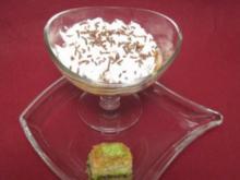 Amarettini-Kirsch-Dessert - Rezept