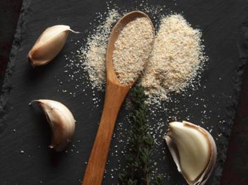 Rezept: Gewürze – Knoblauchpulver hausgemacht