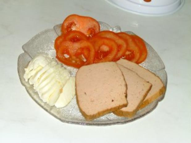Gefüllter Fleischkäse - Abendessen in 10 minuten - Rezept - Bild Nr. 2