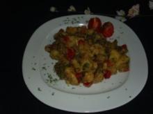 Salate: Kartoffelsalat mit Chili - Rezept