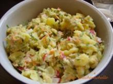 Leichter Kartoffelsalat - Rezept