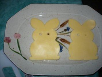 Kleine Gesten zu Ostern große Wirkung ... - Rezept
