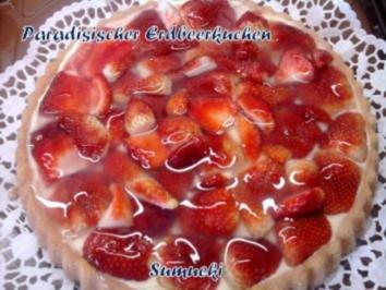 Paradisischer Erdbeerkuchen Rezept Mit Bild Kochbar De