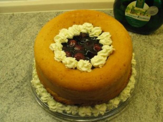 Süßspeisen + Desserts: Rum - Savarin - Rezept - Bild Nr. 6