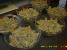 Mein Kartoffelsalat..und den Kids hat es wieder geschmeckt.. - Rezept