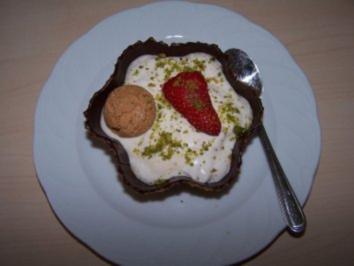 Erdbeer-Quark-Creme - Rezept