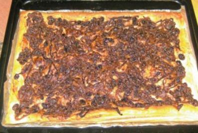 Zwiebelkuchen 2 - Rezept