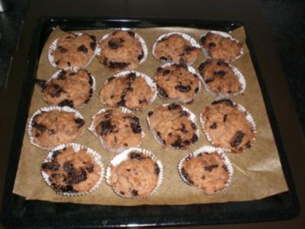 Hanuta-Knusper-Muffins :-) - Rezept