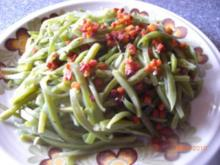 Bohnensalat alla Klaus - Rezept