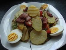 Bauernsalat mit Mozzarella - Rezept - Bild Nr. 162