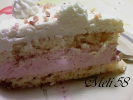 Backen: Himbeer-Mascarpone- Torte - Rezept