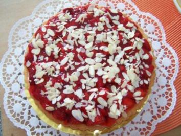 Erdbeer-Kuchen - Rezept