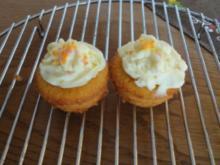 Cupcakes mit Zitronen-Mascarpone-Creme - Rezept