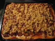 Zwetschgen-Streusel-Kuchen - Rezept