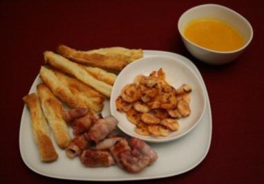 Rezept: Karotten-Ingwer-Suppe (Oli P.)
