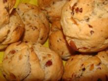 Backen :  -Kräuter- Kartoffelbrötchen- - Rezept