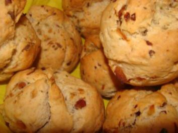 Rezept: Backen :  -Kräuter- Kartoffelbrötchen-