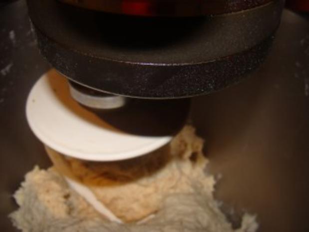 Backen :  -Kräuter- Kartoffelbrötchen- - Rezept - Bild Nr. 2