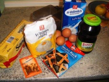Kirsch-Mohn-Kuchen - Rezept - Bild Nr. 3