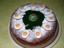 Mohn-Schmand-Kuchen - Rezept