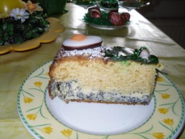 Mohn-Schmand-Kuchen - Rezept - Bild Nr. 2