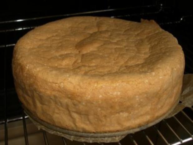 Kuchenzwerg Biskuitteig Grundrezept Hell Rezept Kochbar De