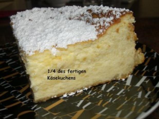 KuchenZwerg :  KÄSEKUCHEN ohne Boden - Rezept - Bild Nr. 8