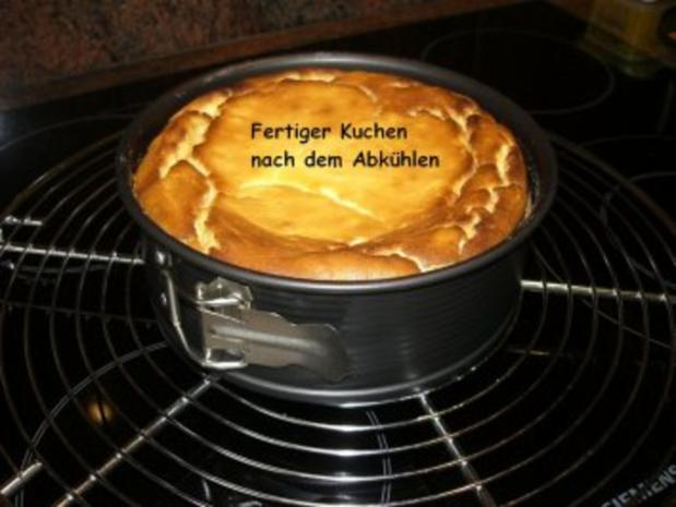 KuchenZwerg :  KÄSEKUCHEN ohne Boden - Rezept - Bild Nr. 7