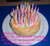 KuchenZwerg :  KÄSEKUCHEN ohne Boden - Rezept - Bild Nr. 10