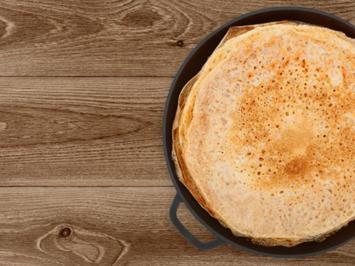 Kochen: Vollkorn-Pfannkuchen - Rezept - Bild Nr. 2