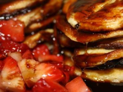 Ricotta - Pancake - Rezept
