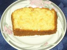 Kuchen - Möhren-Kokos-Kuchen - Rezept