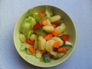 Gnocci-Salat - Rezept