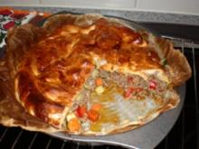 Fleischkuchen - Rezept