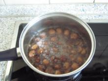Champignons in Chili-Honig-Sud - Rezept